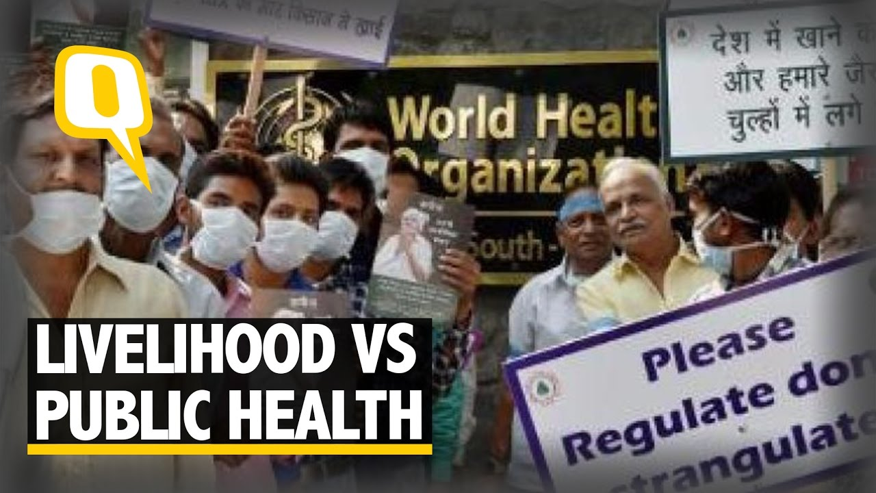 The Quint: Farmers Lobby Vs Union Govt as India Hosts Anti-Tobacco Conference