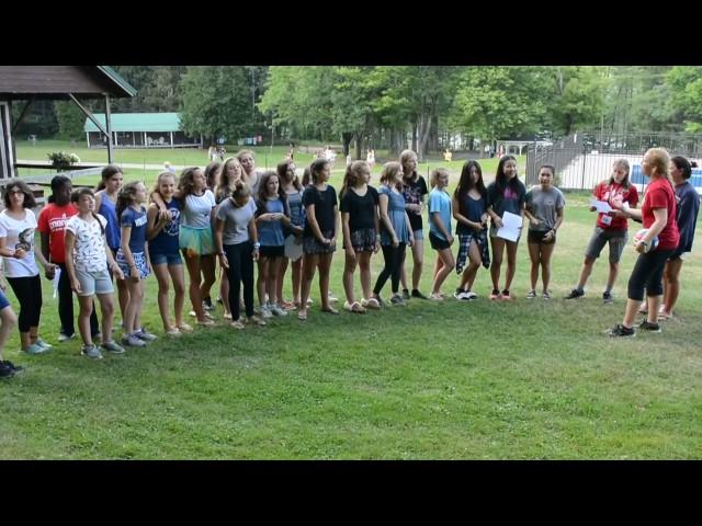 Camp Hilltop 2017 G7 Flag Pole Song