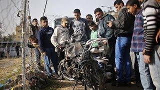 Israeli air strike targets Gaza militant after rocket attacks