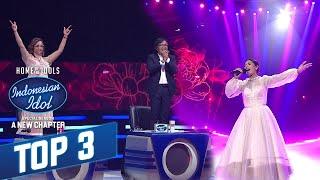 Menggelegar! Penampilan Rimar Membuat Semua Juri Berdiri - Spekta Show TOP 3 - Indonesian Idol 2021