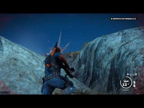 "Just Cause 3 En Español Capitulo 3 ""Una reacción terrible"""