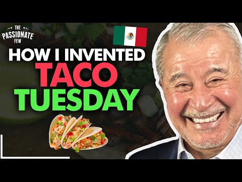 "How ""TACO TUESDAY"" Founder Went From Broke At 45 To Multi-Millionaire Mogul! 🌮🇲🇽 (JAVIER SOSA)"