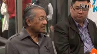 Mahathir: He