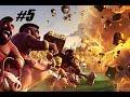 Jucam cu contul secundar ! Clash Royale #5