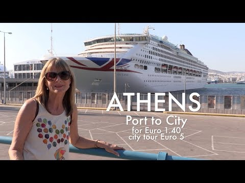 Athens Port to City and tour - cheapest way