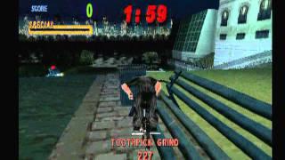 Mat Hoffman's Pro BMX - New York City Park