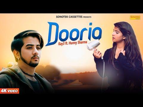 Dooriyan | Kay3, Hunny Sharma | Kunal Kashyap Kalra | Latest Haryanvi Songs Haryanavi 2018 @Sonotek