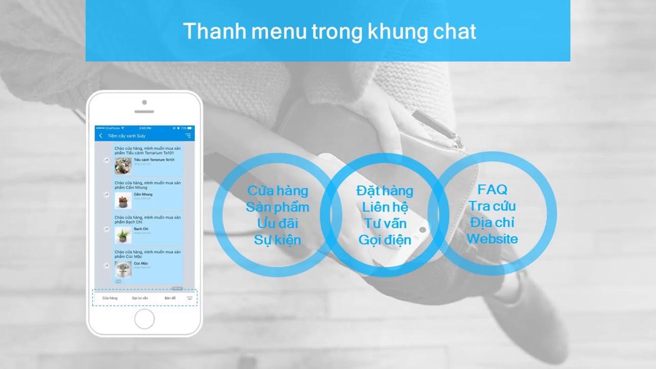 Tính năng Chat Zalo- Tạo tin nhắn trả lời tự động trên Zalo
