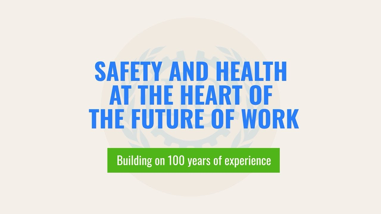 World Day for Safety and Health at Work 2019 (Occupational