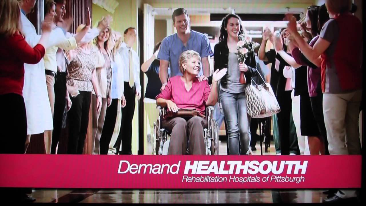 Health south physical therapy - Healthsouth Commercial 1 4 Filmed Hs Harmarville Rehab