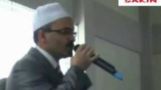 Altınyayla Kur'an Ziyafeti süleymaniye camii baş müezzini