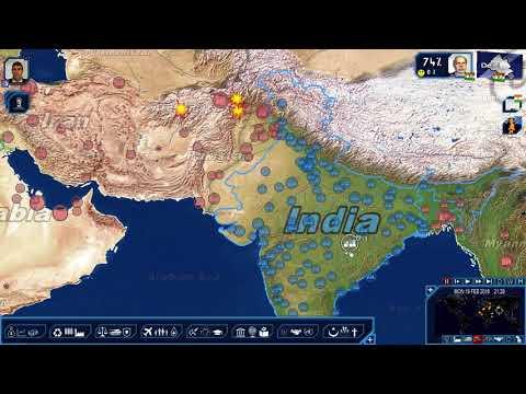 Geopolitical Simulator 4:  2018 - All Roads Lead to Delhi Ep. 4 - Consulting Secret Files