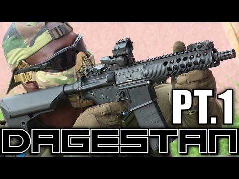 DAGESTAN: Battle of Argun Gorge - Part 1 | D14 Airsoft Gameplay