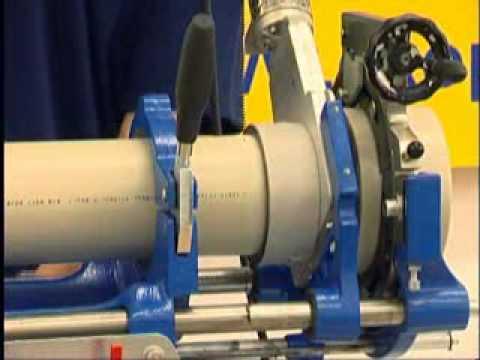 Wavin Ekoplastik - Svařování Potrubí PPR