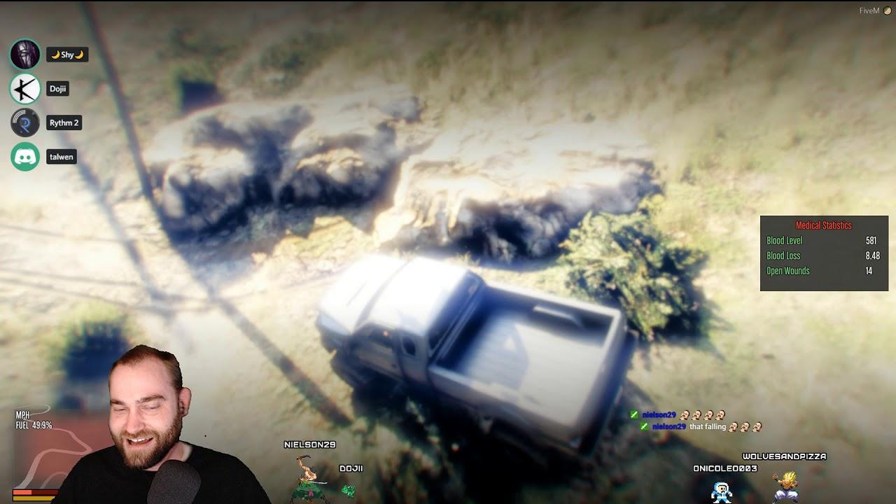 Learning GTA V Roleplay (FiveM) Highlight: