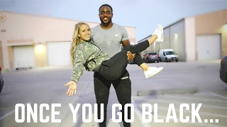 BLACKED Her Out | We're Going Overseas! | Quick Back Workout [ VLOG 15 ]