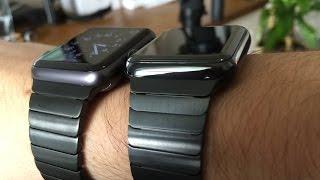 review replica link bracelet for apple watch 2 1