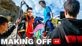 ASÍ se hizo MI YOUTUBE REWIND HISPANO 2019 [Alecmolon] Making of