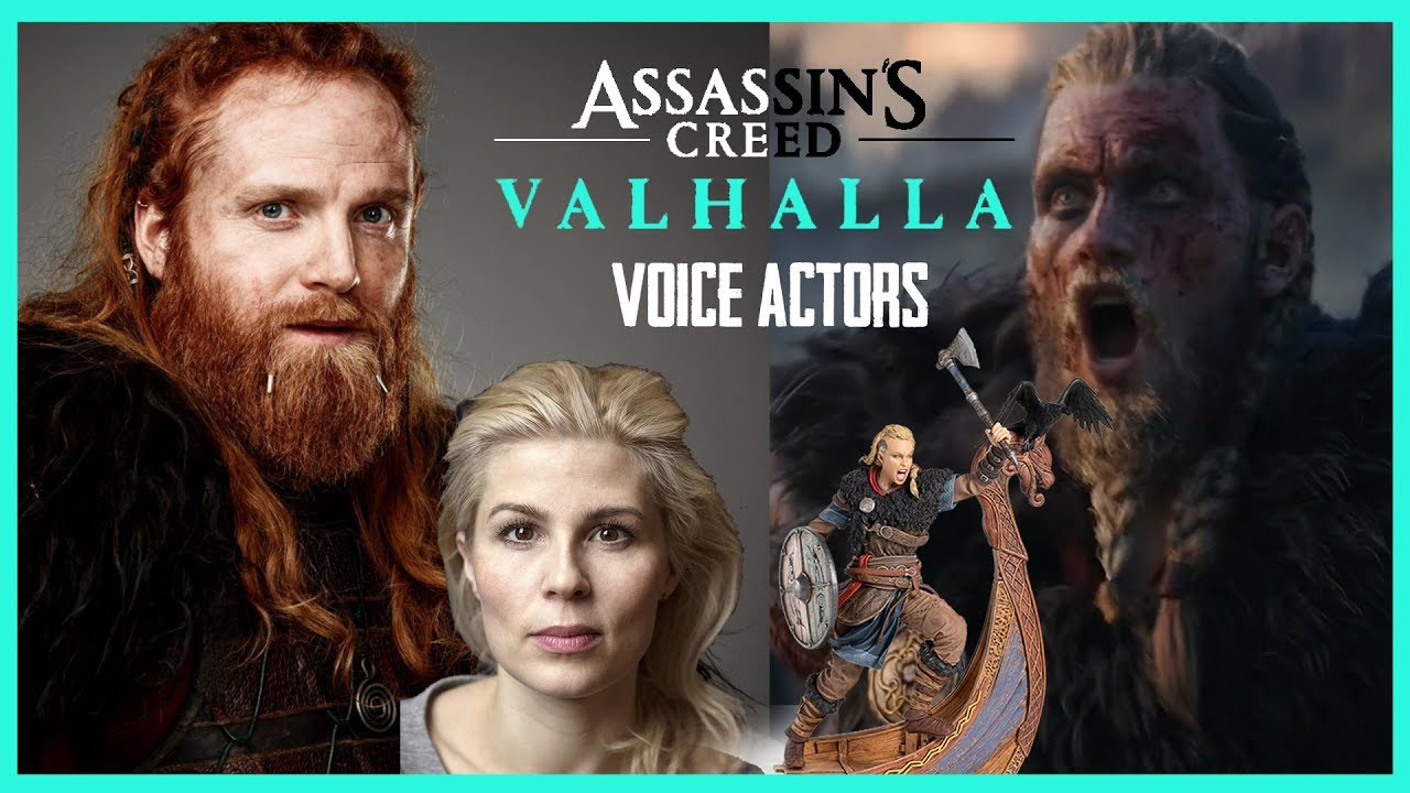 Assassin S Creed Valhalla Voice Actors And Gameplay Details Youtube