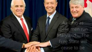 2012 Maryland General Assembly Tribute