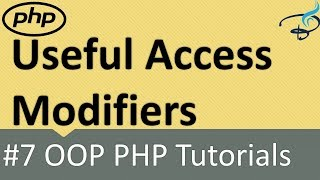 OOP PHP | Access Modifiers #7