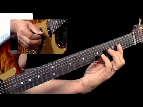 Slash Chord Progressions - #6 D F/D G/D Gm/D - Guitar Lessons - Brad ...