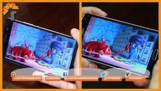 مقارنة تفصيلية بين هاتف سامسونج جلاكسي إس 5 و هواوي أسيند بي 7
