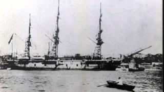 エルトゥールル号の遭難事件から始まった日本とトルコとの交流を歌った...