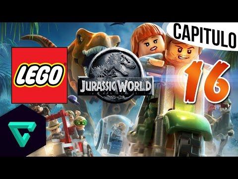 LEGO Jurassic World   Ep. 16
