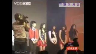 """원더걸스 Wonder Girls """"Don't Cha"""" LIVE Beijing Show case 2007.04…"""