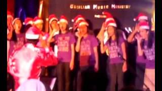 sino si santa claus -cecilian singers