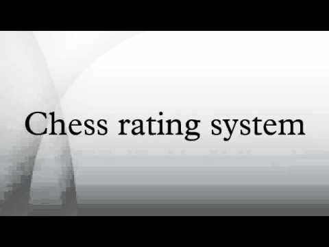 Chess rating system
