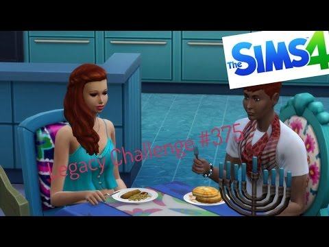 Let´s Play Die Sims 4 [Legacy Challenge] #375 Theo plant eine Geistergruppe [Deutsch]
