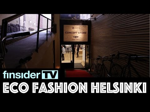 Costo Concept Store - ECO FASHION in Helsinki - FSTV