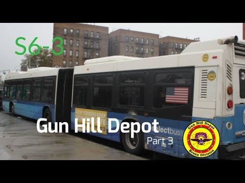 SoT S6-3: Gun Hill Depot 3: Can i get by?