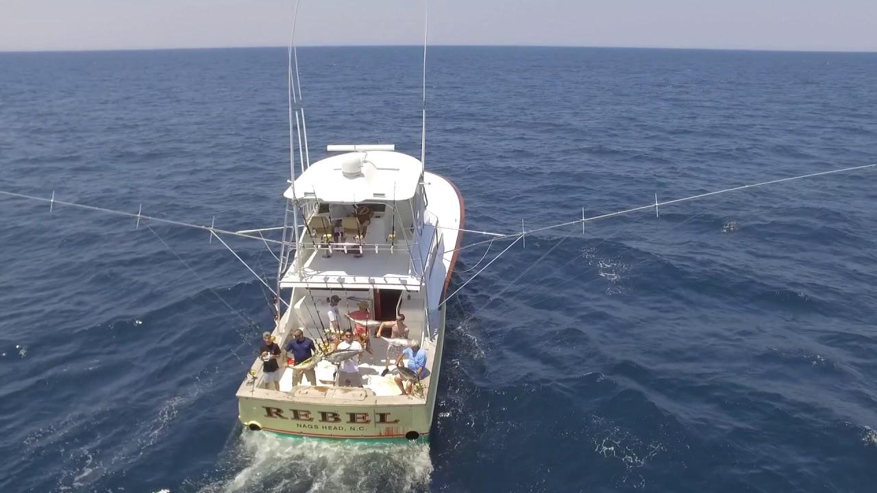 Virginia Beach Yellowfin Tuna Fishing
