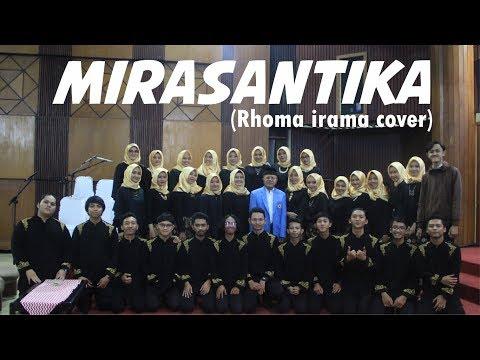 MIRASANTIKA (Rhoma Irama) Cover By PASUMA UNISBA