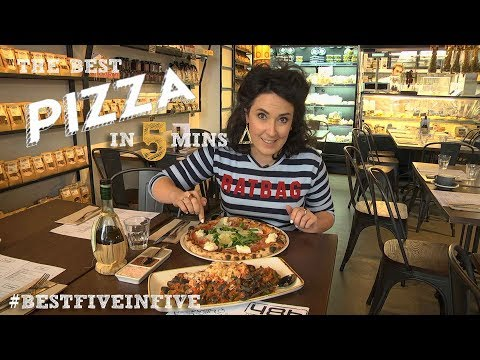 Melbourne's Five Best Pizza In Five Minutes With Tessa Waters