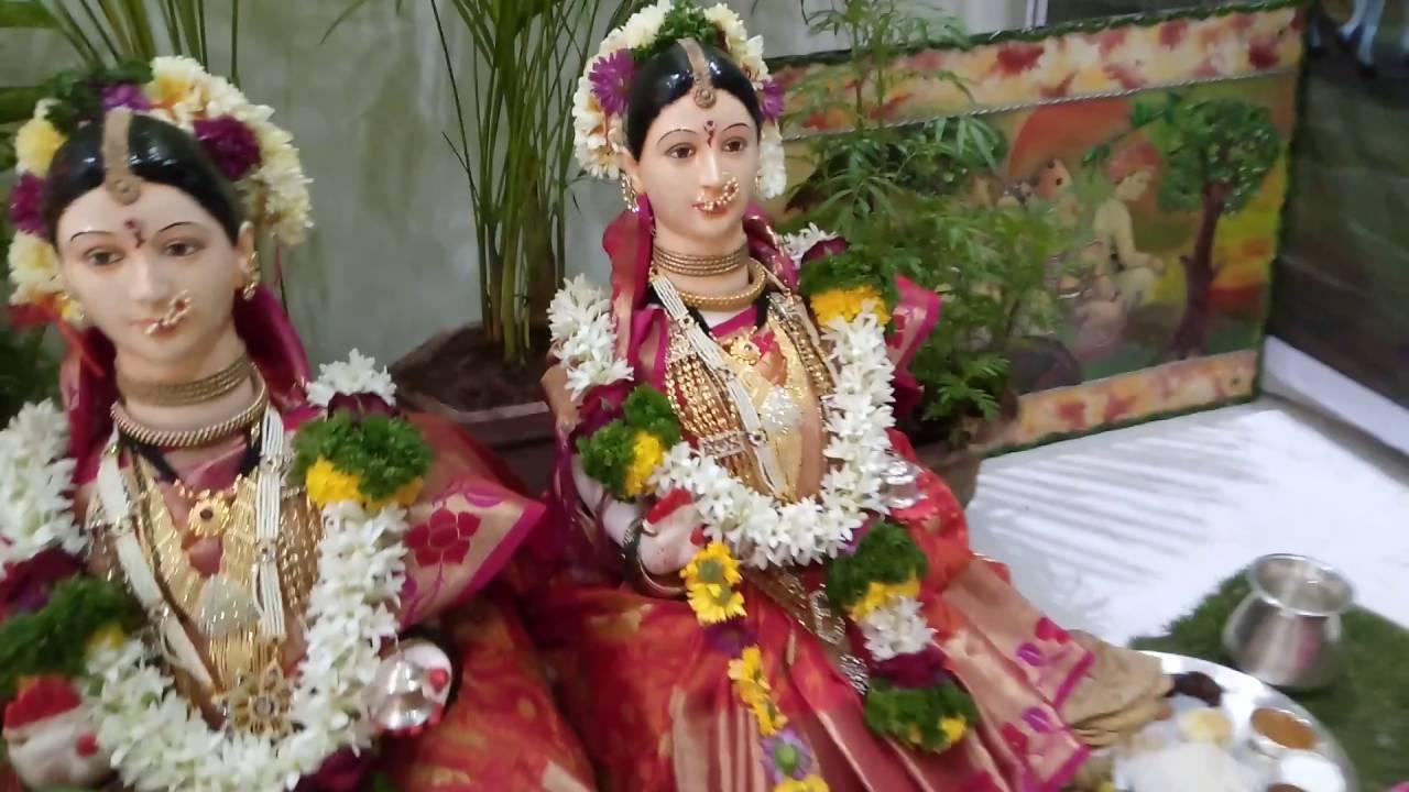 Image result for गौरी गणपती