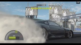 NFS Prostreet Ep25  - Supra From Hell! 2 Wheeling!!!