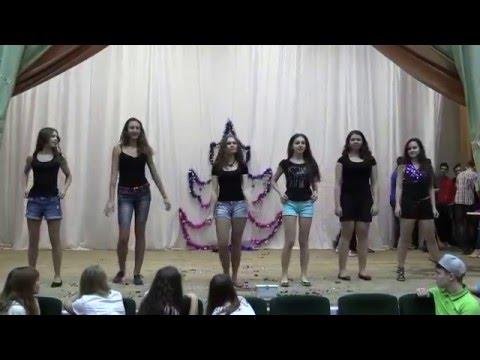 Танец на новый год 11А