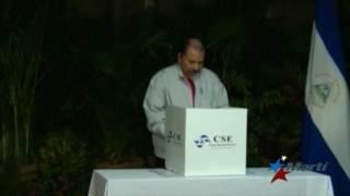 Ortega gana presidencia de Nicaragua sin partido opositor ni observadores internacionales