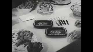 Bounce / Joy / Ivory commercial featuring Free Metal Tray and Knife collection