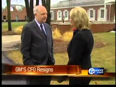 Chris Liddell out at General Motors