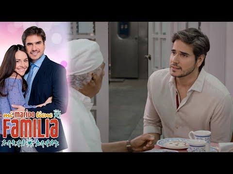 ¡Eugenio confirma que Robert es su hijo! | Mi marido tiene familia - Televisa