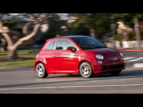 Fiat 500 Video Review -- Edmunds.com