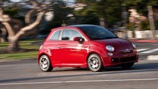 Fiat 500 Video Review -- Edmunds.com