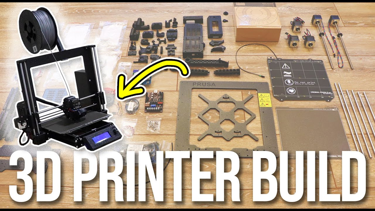 Build a 3D Printer for Your Shop!