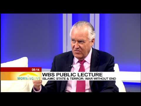Lord Peter Hain on Wits Business School public lecture