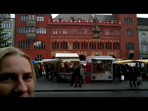 Ein Ausflug in die Zentrum Basels, A trip to the center of Basel